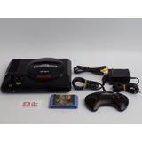 Consola Sega Genesis Funcionando 1 Juego 1 Control Original