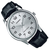 Reloj Casio Ltp-v001l Mujer Cuero Analogo 100% Original