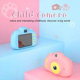 Cámara Digital Para Niños Y Niñas Foto-video +microsd 8 Gb