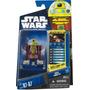 Star Wars Figura Original Cw 43 Droid R7 - A7 - Envío Gratis