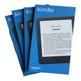 Kindle Touch 10 Generacion-4 Gb-wifi-new 2019