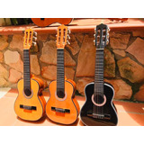 Guitarras Acústicas Clásicas Para Niños Hasta 7 Años+forro