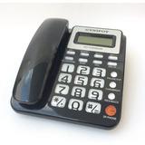 Telefono Fijo T2020 Altavoz Hogar Oficina