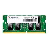 Memoria Ram 4gb Adata Ddr4 Portatil 2666 Mhz Factura Legal