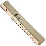 Flauta Traversa Yamaha Yrf21 Piccolo En Resina Abs Vientos