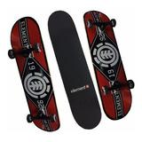 Tablas Skateboard Profesional Element De Pino Canadiense