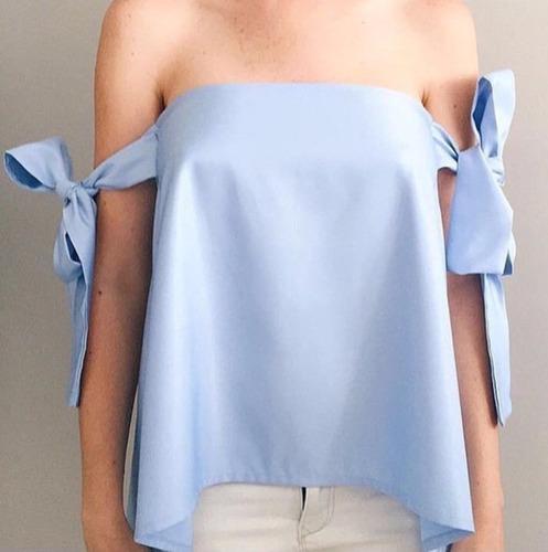 Blusas para mujer Limonni LI246 Campesinas