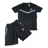 Conjunto Deportivo Hombre  Camiseta Pantaloneta adidas Nike