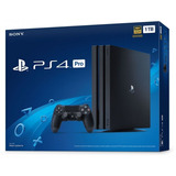 Consola Playstation 4 Pro 1tb 4k Nueva Original Sellada