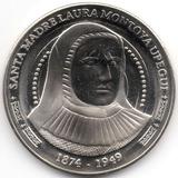 Moneda Madre Laura Montoya 5000 Pesos 2015 Nueva