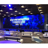 Alquiler De Pantalla Led,video Wall,televisores Y Tactil