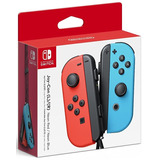 Control Nintendo Switch Joy-con Neon Red Blue L Y R Joycon