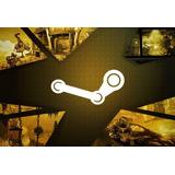 Random Key Steam Premium Gold De $5 A 30 Dolares