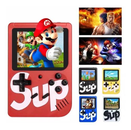 Game Boy Mini Consola Retro Portatil 168 Video Juegos + Obs