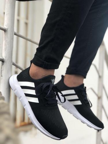 Tenis Zapatillas adidas Swift Run Para Hombre e7d603a0b0d6b
