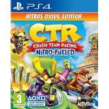 Crash Team Racing Nitros Oxide Ps4 (cuenta Principal)