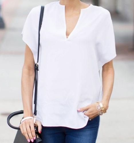 Blusas para mujer Limonni LI090 Basicas