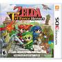 The Legend Of Zelda Triforce Heroes 3ds Esp Domicilio - Jxr