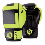 Guante Boxeo Lot Profesional 10 Onz Muscular Fuerza Sportfit