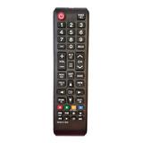 Control Remoto Tv Samsung Smart + Forro + Pilas