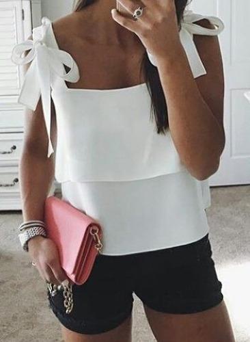 Blusas para mujer Limonni LI602 Casuales