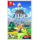 Legend Of Zelda Links Awakening Nintendo Switch Envío Grati