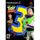 Video Juego Majesco Playstation 2 Toy Story 3