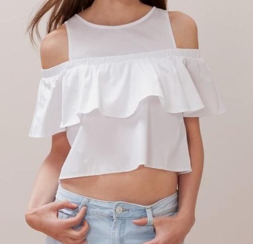 Blusas para mujer Limonni LI564 Campesinas
