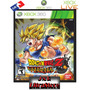 Dragon Ball Z Ultimate Tenkaichi Xbox 360 Nuevo Y Sellado
