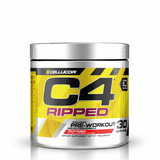 C4 Ripped 30 Serv - Cellucor - Pre-workout + Envío Gratis