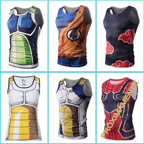 fb8c413e688e7 Camiseta Superman Gym Dc Comics Superheroes Lycra Spandex