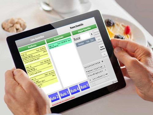 Software De Restaurantes, Bares, Inventario, Pos 100% Legal