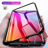 Case Carcasa Aluminio Magnética 360 Samsung Galaxy S8 Negra