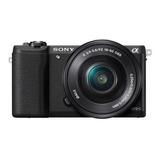 Cámara Profesional Sony De 24.3mp Montura E-ilce-5100l