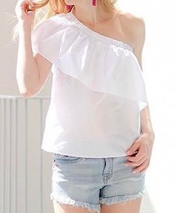 Blusas para mujer Limonni LI626 Campesinas