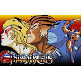Serie Thundercats Completa Digital