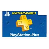 ! 1mes Playstation Plus Psn Ps3 Ps4 Oferta + Juegos Gratis !