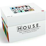 House M.d. Colección Completa [blu-ray] [región Gratuita]
