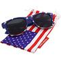 Grinderpunch Gafas De Sol De La Bandera Americana Classic Us