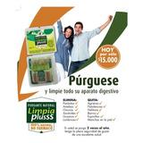 Purgante Natural Limpia Plus 100% Natural