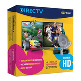 Directv Prepago Hd Kit Antena Decodificador Completo Origina