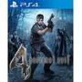 Nuevo Y Sellado! Resident Evil 4 Ps4