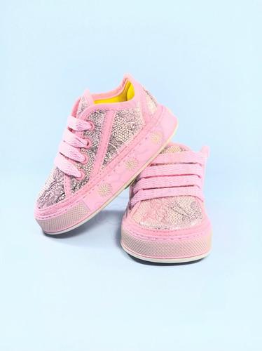 Calzado O Zapato No Tuerce Para Bebe Niña f7b998526a9