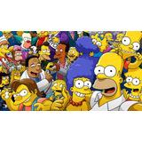 The Simpsons Serie Digital 30 Temp X Drive Español Latino