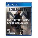 Call Duty Modern Warfare Ps4 Nuevo En Español Juegos Ya!