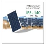 Panel Solar Policristalino 140w 12v