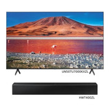 Combo Samsung One Box Un50tu7000kxzl + Hwt400zl