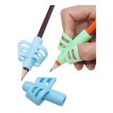 Grip Corrector De Escritura Para Niños Set X2 Unidades