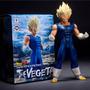 Muñeco Figura Coleccionable The Vegeta Dragon Ball Z !