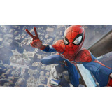 Spiderman Ps4 ´poster